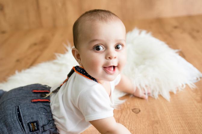 Como fotografar seu filho: 3 dicas