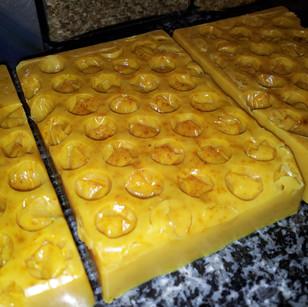 Turmeric and Honey Soap Sunrise2Sunset