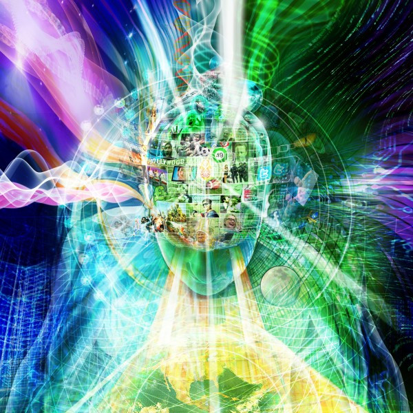 Neil Hague - Spirit Guided Visionary Artwork