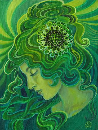 Emily Balivet Esoteric Pagan Artwork