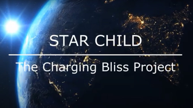 """NEW video for Starseeds!! """"Starchild"""" The Charging Bliss Project"""