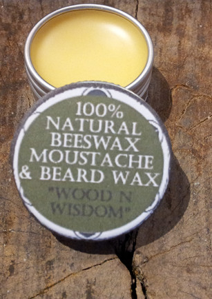 Moustache and Beard Wax