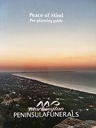 Funeral Pre-plannning Book Mornington Peninsula Funerals