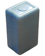 Cremated remains container