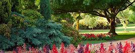 Springvale crematorium garden
