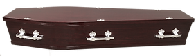 Mornington Peninsula Funerals Flinders Rosewood coffin