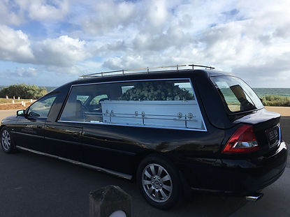 Mornington Peninsula Funerals Hearse
