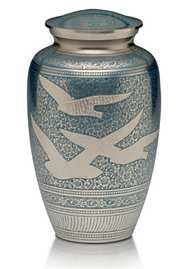 Returning Home Cremation urn Mornington Peninsula Funerals