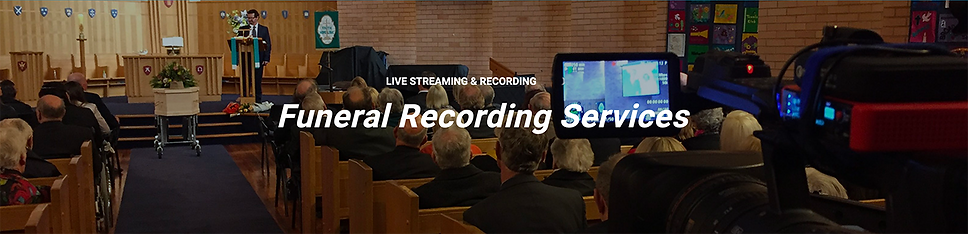 BJV Live streaming Funeral Live Streaming Service
