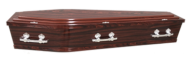 Sapelle Bass coffin Mornington Peninsula Funerals