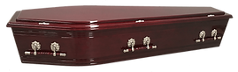 Mornington Peninsula Funerals Red Hill coffin