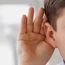 La Fe viene por el oir
