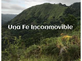 Una Fe Inconmovible
