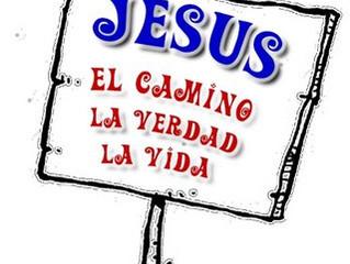 Jesús, tu único Salvador