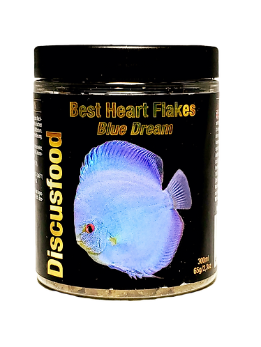 Blue Dream Heart Flakes: 65 grams
