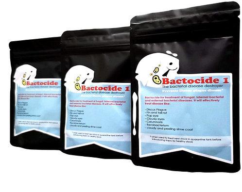 Bactocide 1: Natural Bacteria Destroyer