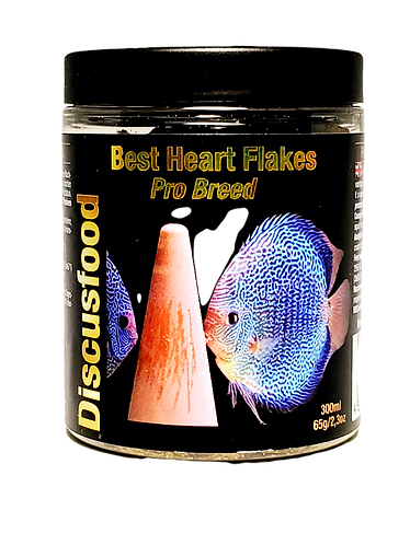 Pro Breed Heart Flakes: 65 grams