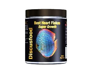 Super Growth Beef Heart Flakes: 65 grams