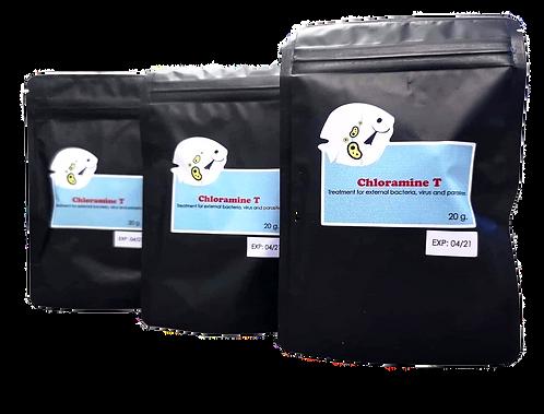 Chloramine-T: Alternative Potassium Perman