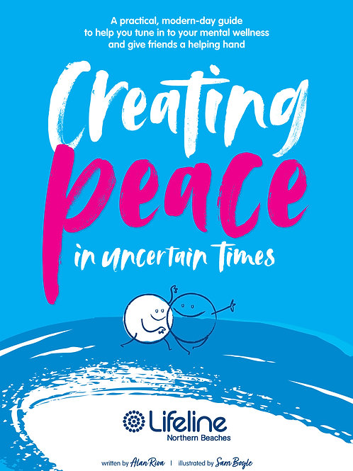 E-book: Creating Peace in Uncertain Times