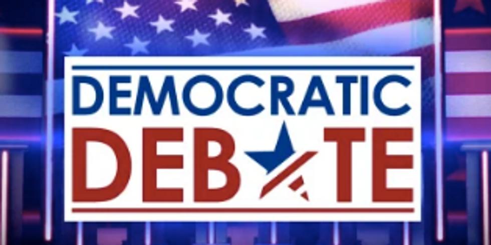 January Democratic Presidential Candidate Primary Debate