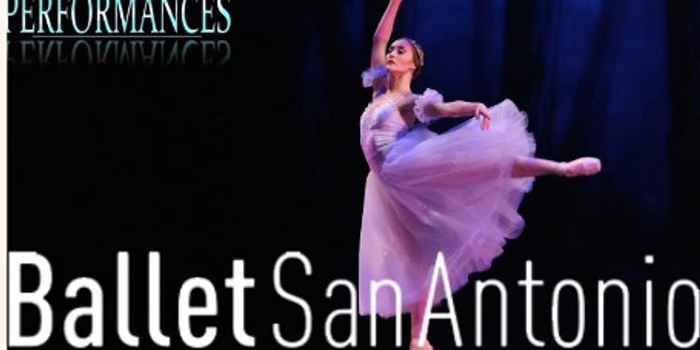 Ballet SA at the Cailloux