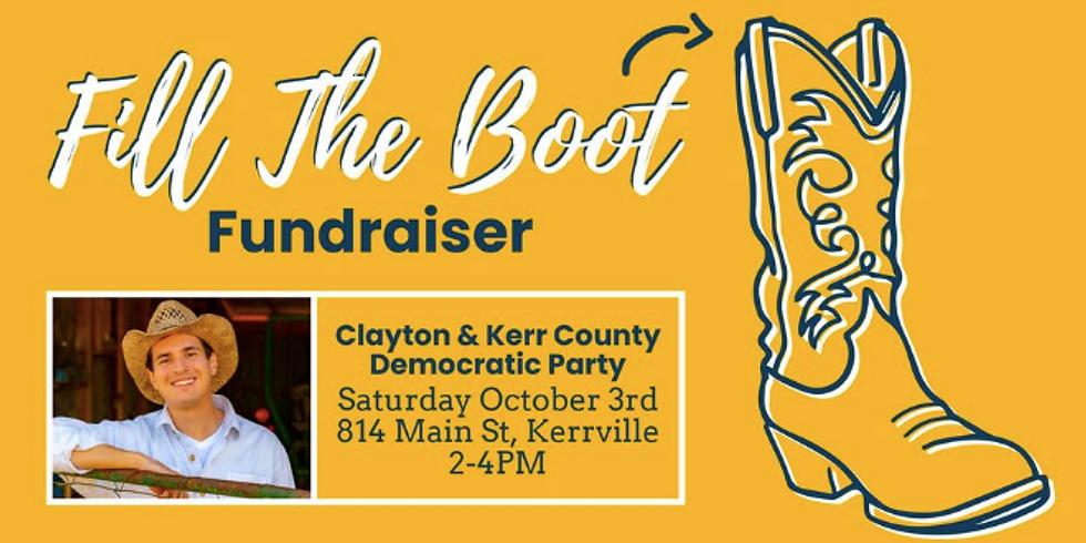 Fill The Boot Fundraiser for Clayton Tucker