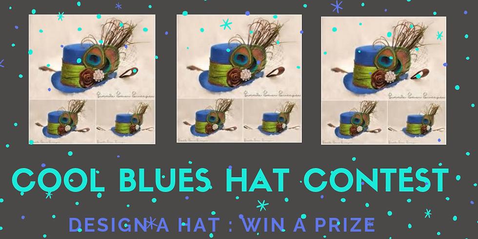 Swing Blue Cool Blues Hat Contest