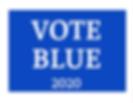 Vote Blue Yard Signs.png