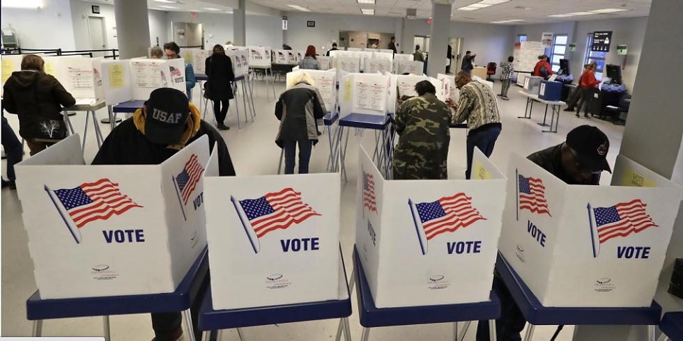 Election Workers Virtual Debrief