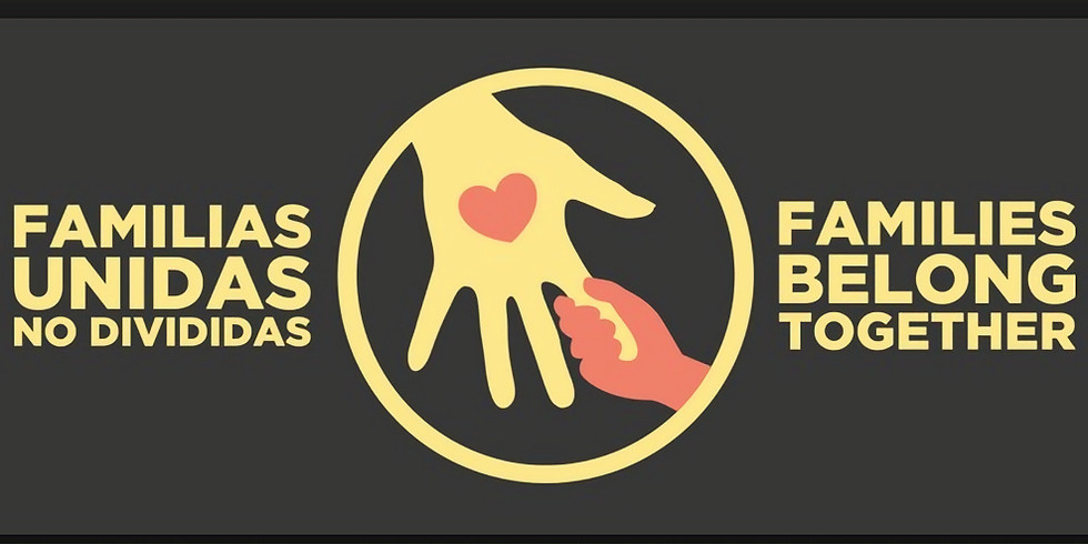 Families Belong Together Rally - Kerrville