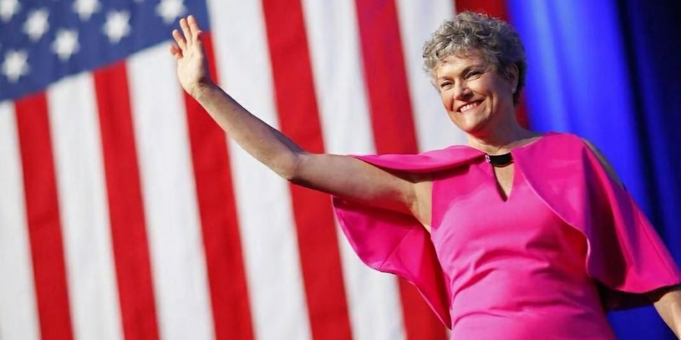 Hill Country Texas Democratic Women Luncheon with Kim Olson