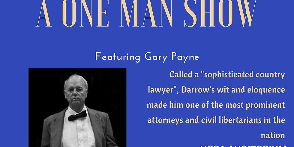 Clarence Darrow - A One-Man Show
