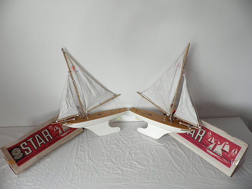 star endeavour pond yacht