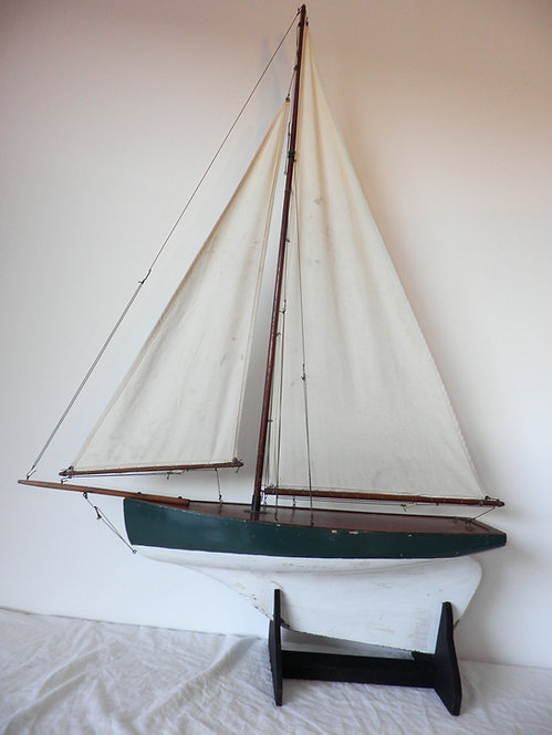 bassett lowke southwold pond yacht