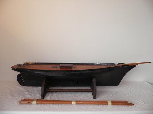 19 century pond yacht antiques