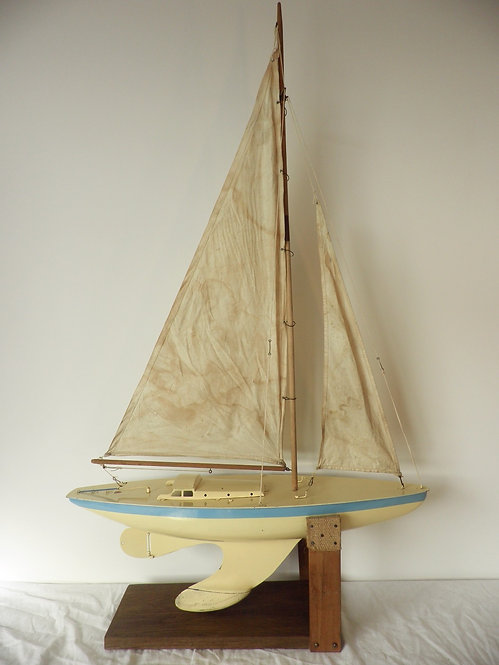 triang pond yacht antiques