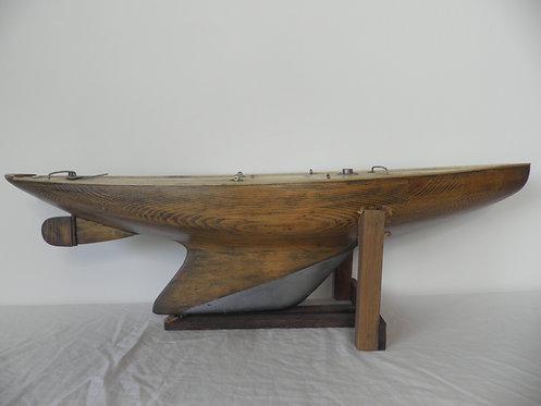 Hamleys Alexander restore pond yacht
