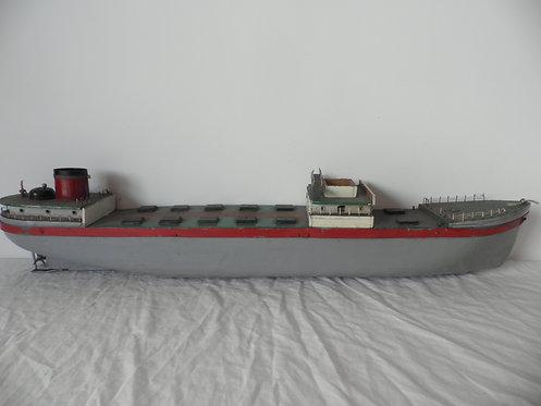 "Rare ""Neptune"" Coaster Cargo ship pond yacht to restore -£195"