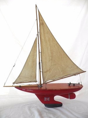 pond yacht antiques hamleys reg no