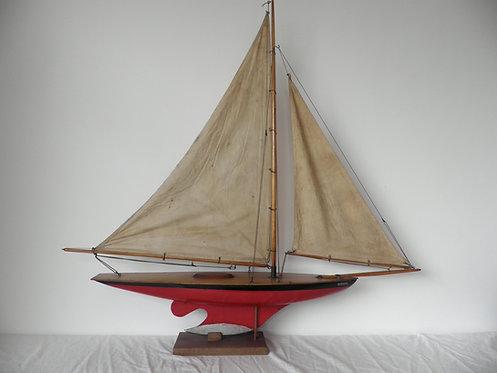 hobbies pond yacht antiques