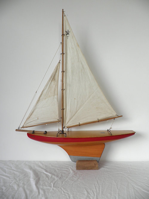 star planet pond yacht antiques
