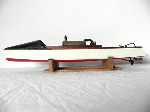 bassett Lowke steam launch boat