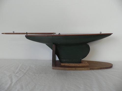 pond yacht antiques restore