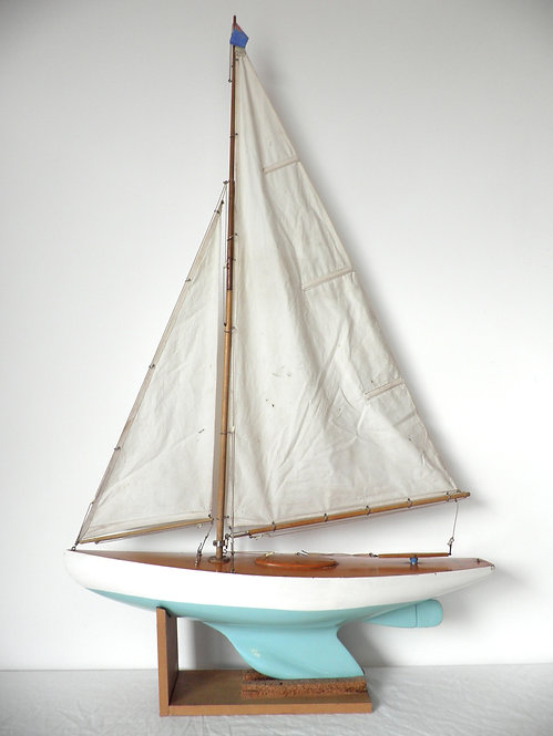 clyde craft pond yacht antiques