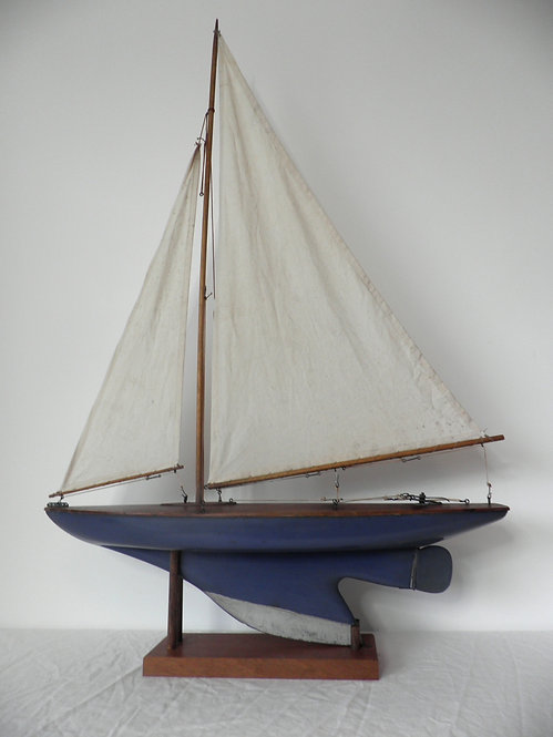 gamages pond yacht antiques