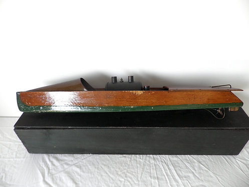 hobbies steam launch pond yacht