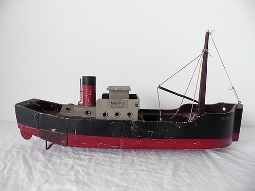 Rare Triang  Coastal Steamer No2 to restore -SOLD
