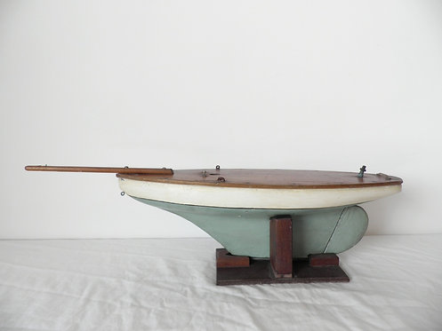 pond yacht antiques