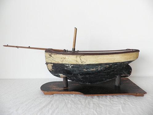 19c pond yacht antiques